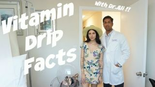 The Facts About The Vitamin Drip | Everything You Need To Know